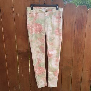 Floral love, Fire Jeans